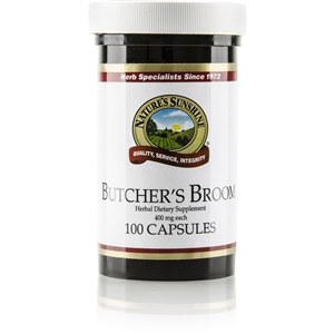 Butcher's Broom (400 mg)