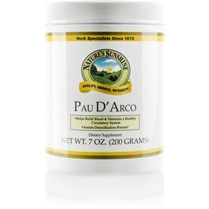 Pau D'arco/Taheebo Tea (7 oz.)
