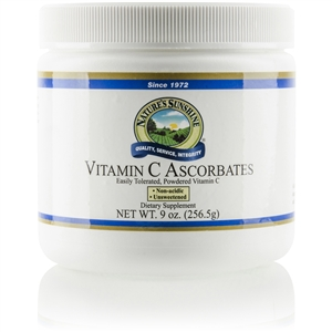 C, Vitamin Ascorbates