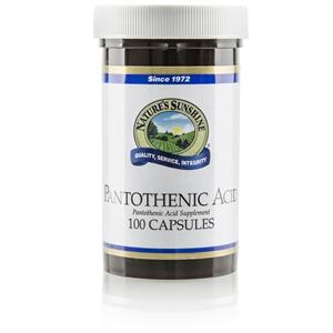 Pantothenic Acid - 250 mg
