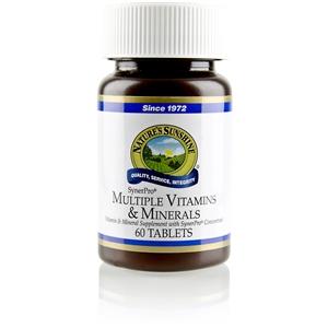 Multiple Vitamins & Minerals, SynerPro®