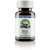 Iron, Chelated/25 mg