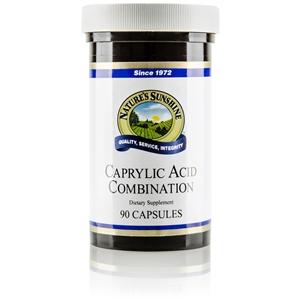 Caprylic Acid Combination