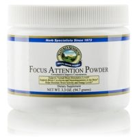Focus Attention Powder