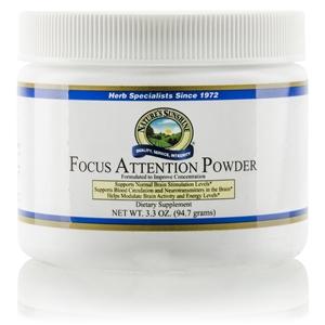 Focus Attention Powder