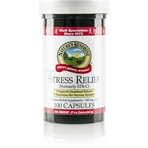 Stress Relief (STR-C [Fire Quenching] An Shen)