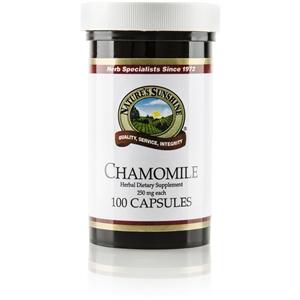 Chamomile (250 mg)