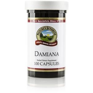 Damiana (350 mg)