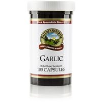 Garlic (550 mg)