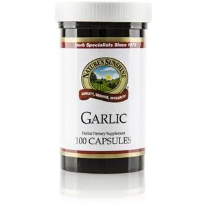 Garlic (550 mg)