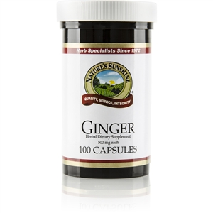 Ginger (500 mg)