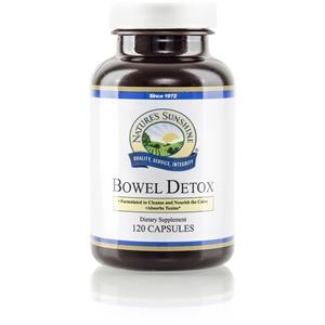 Bowel Detox (Bowel Build)