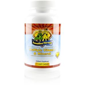 Sunshine Heroes Multiple Vitamin & Mineral