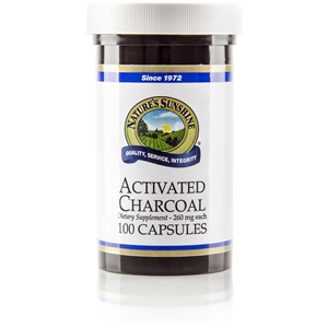 Charcoal (Activated) 260mg