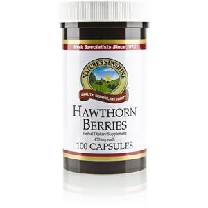 Hawthorn Berries (450 mg)
