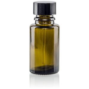 Bottle, Amber (15 ml)