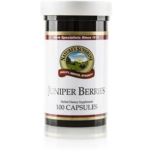 Juniper Berries (400 mg)