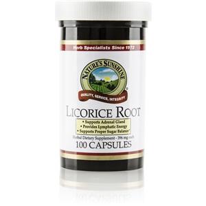 Licorice Root (430 mg)