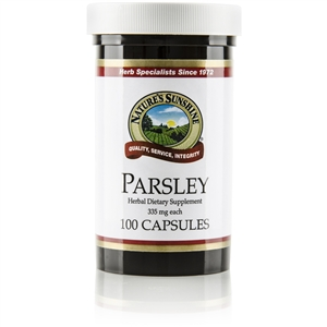 Parsley (335 mg)