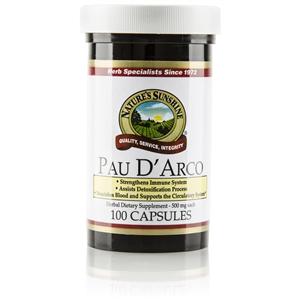 Pau d'Arco (100) (500 mg)