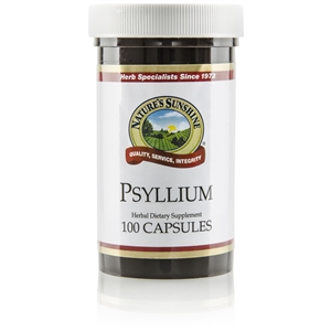 Psyllium Seeds (600 mg)