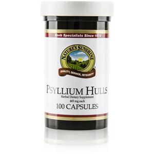 Psyllium Hulls (465 mg)