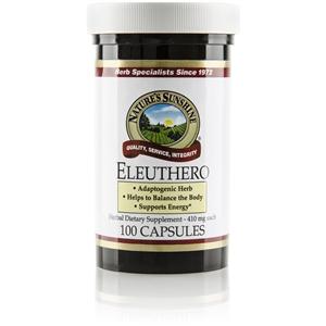 Eleuthero (Ginseng, Siberian) (410 mg)