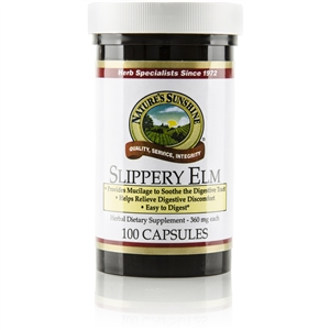 Slippery Elm (375 mg)