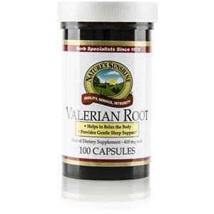 Valerian Root (410 mg)