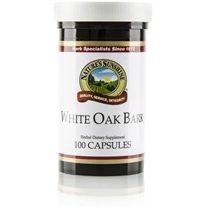 White Oak Bark (460 mg)