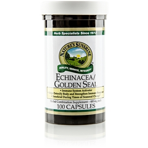 Echinacea/Golden Seal