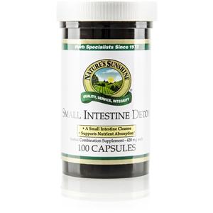 Small Intestine Detox (Marshmallow & Pepsin)