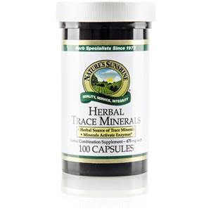 Herbal Trace Minerals (Three)
